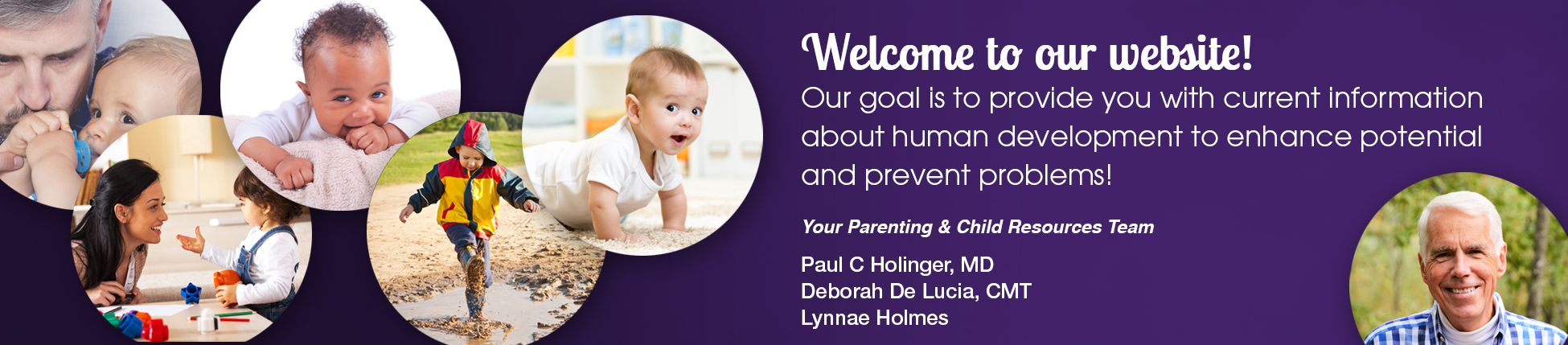 Welcome to Parenting & Child Resources with Paul C. Holinger, MD