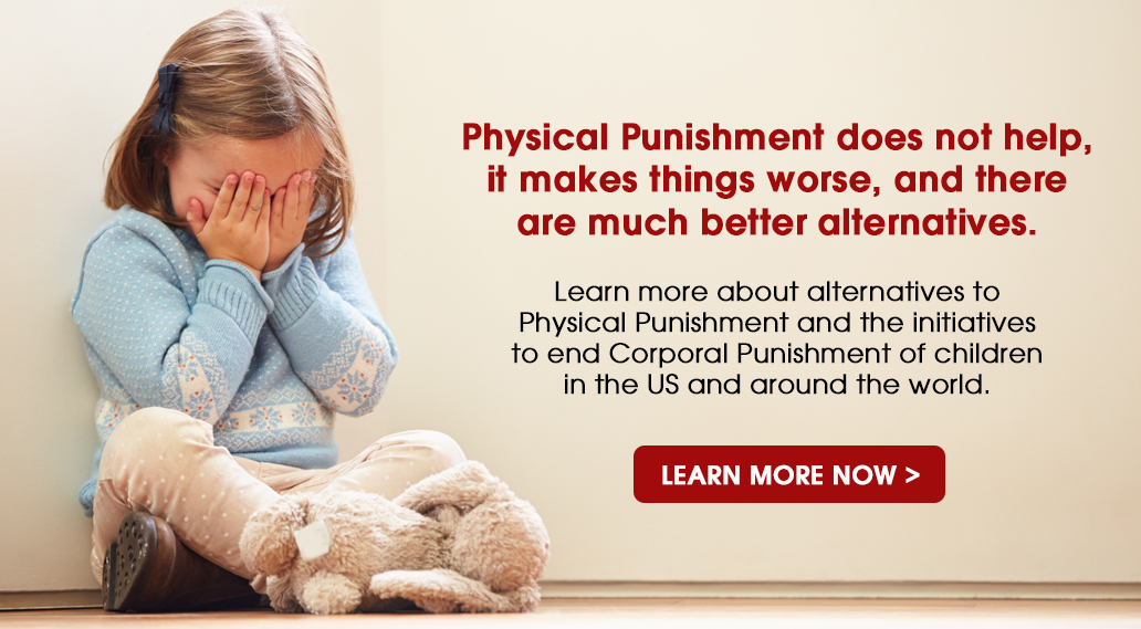 Learn about Alternatives to Physical Punishment