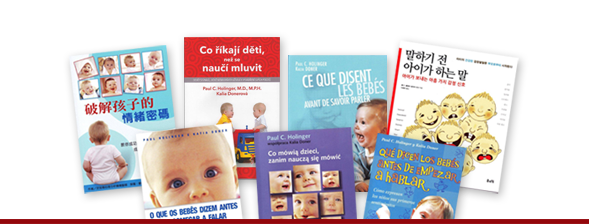 What Babies Say has been translated into different languages