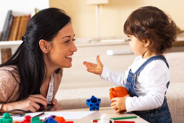 Help Build Child's Self-Esteem