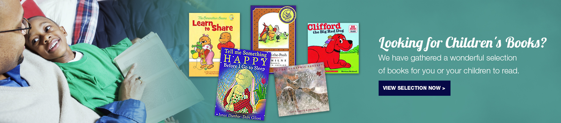 Looking for Children's Books