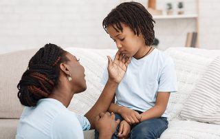 Handling Your Child's Distress